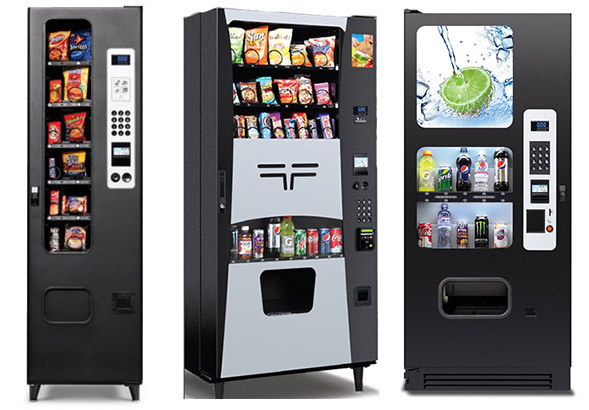 Snack Drink Vending Machines
